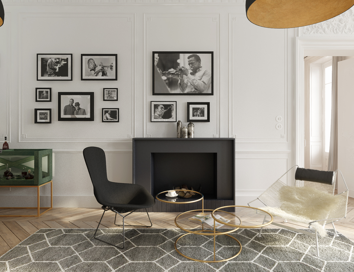 Hampstead Home Office Interior Design Joinery and Styling 1.jpg