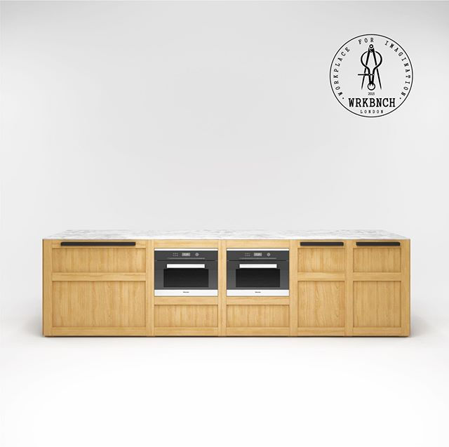 From that central island you always wanted to even your very own baking heaven. Let us help make your dream kitchen space become reality with the BOX K collection. Its flexible design means we can create hundreds of different arrangements, adding different appliances and creating unique storage solutions so that there's the perfect match for you and your space. (3/3) . . . #wrkbnchdesign #wrkbnch #wrkbnchfurniture #storage #contemporary #furniture #shelf #storage #room #apartment #indoors #kitchen #kitchendesign #inside #family #cabinet #modern #drawer #house #pine #mirror #wood #interiordesign #furnituredesign #interiors #architectural #sexy #marble #cooking