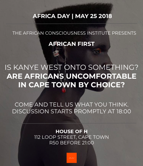 AFRICAN FIRST: AFRICA DAY 2018
