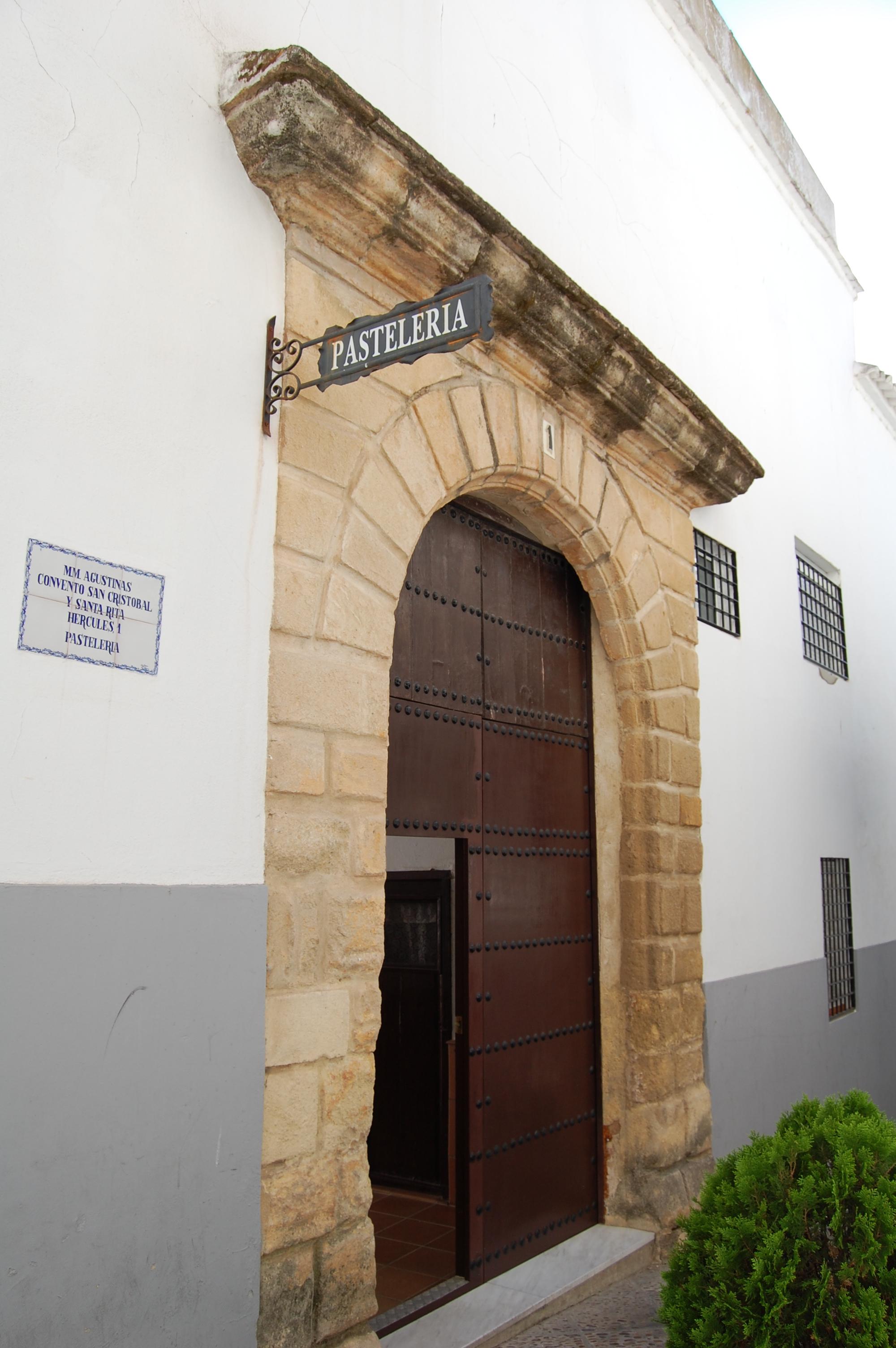 convent confectionary Medina Sidonia