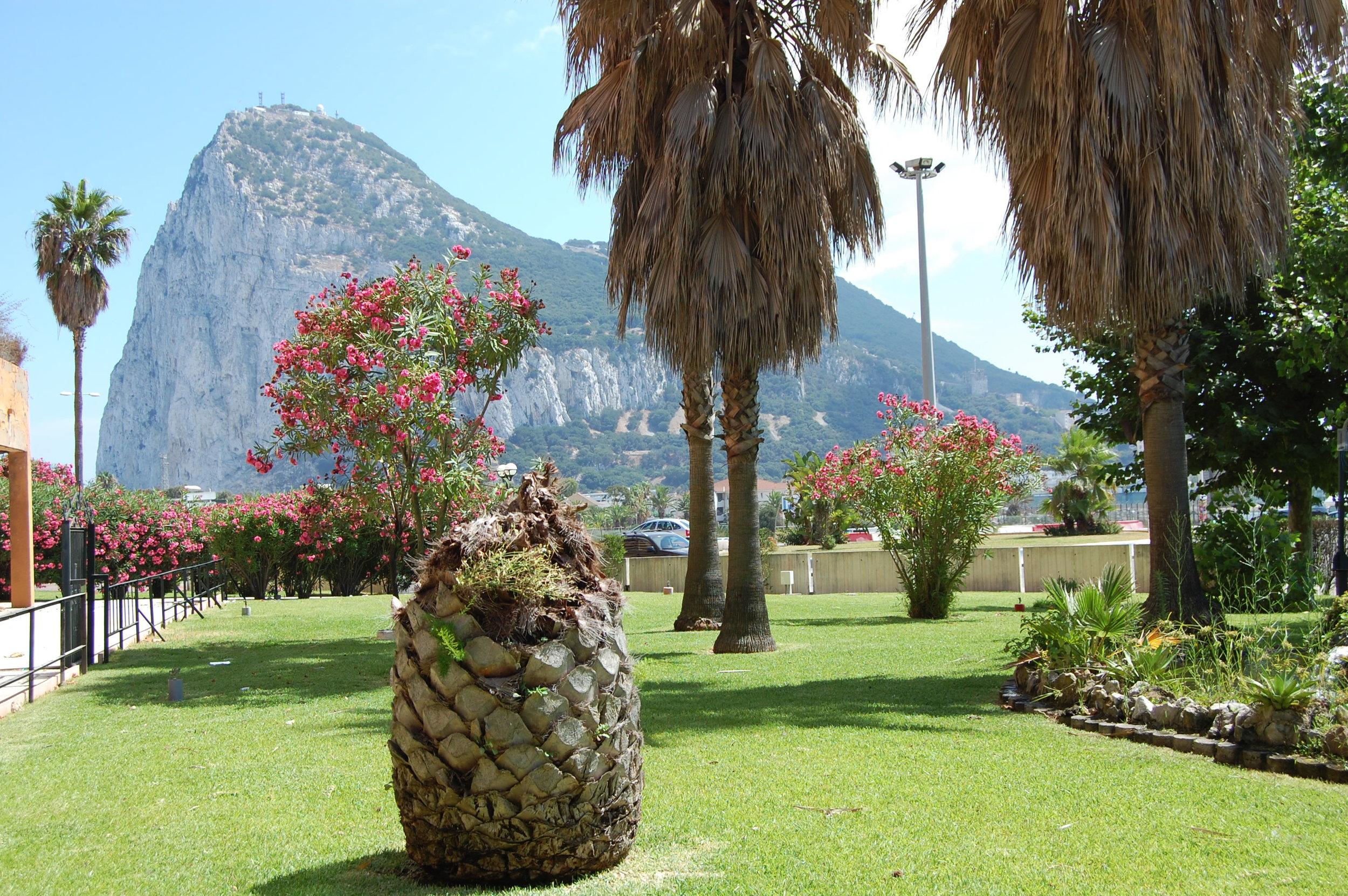 beaches Gibraltar