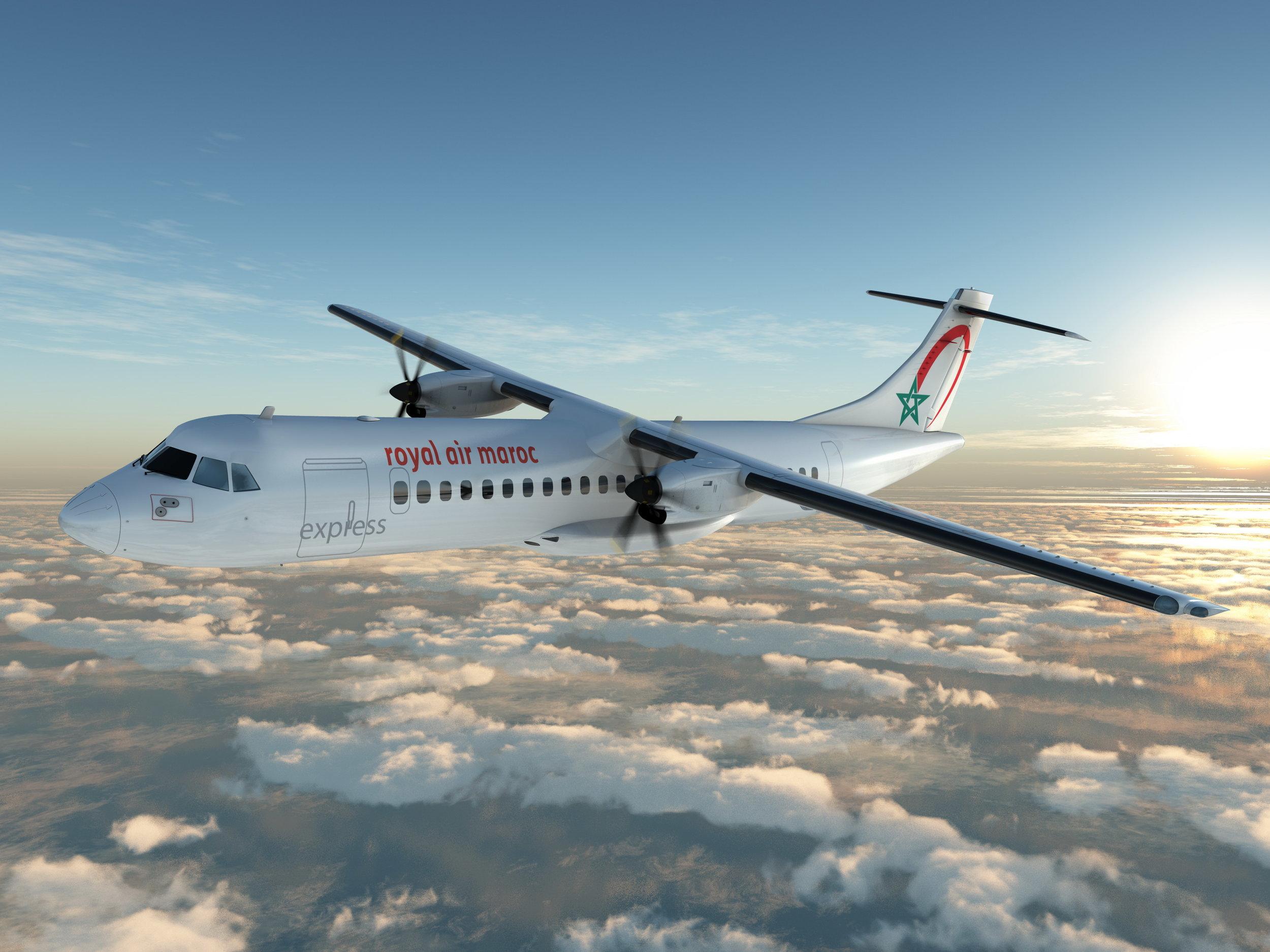 Royal Air Maroc flights to Tangier