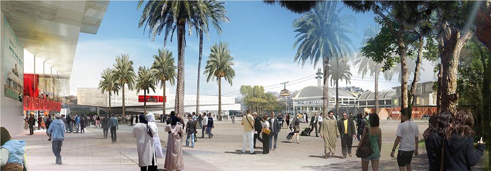 Tangier leisure port