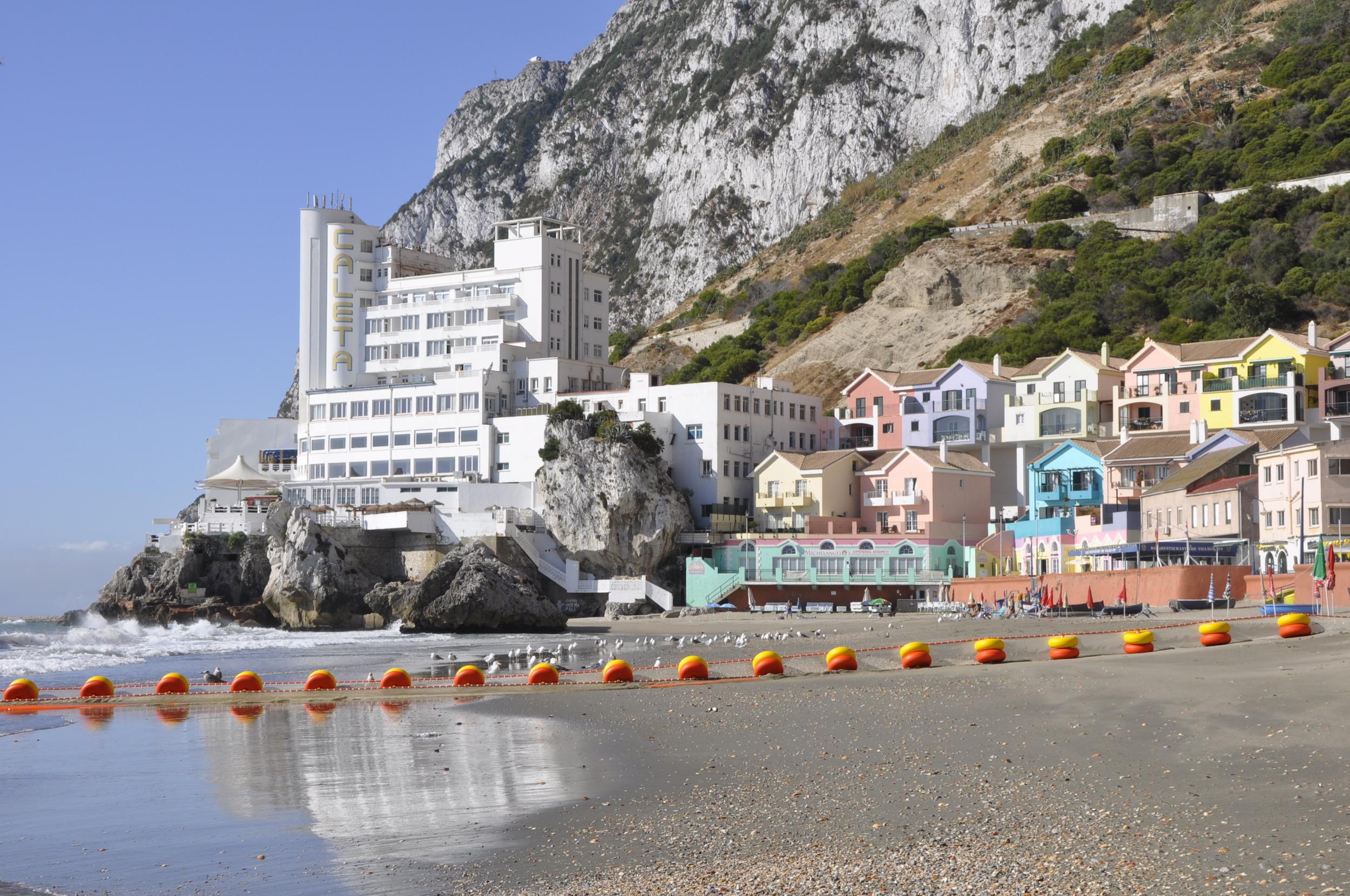Caleta Hotel Gibraltar