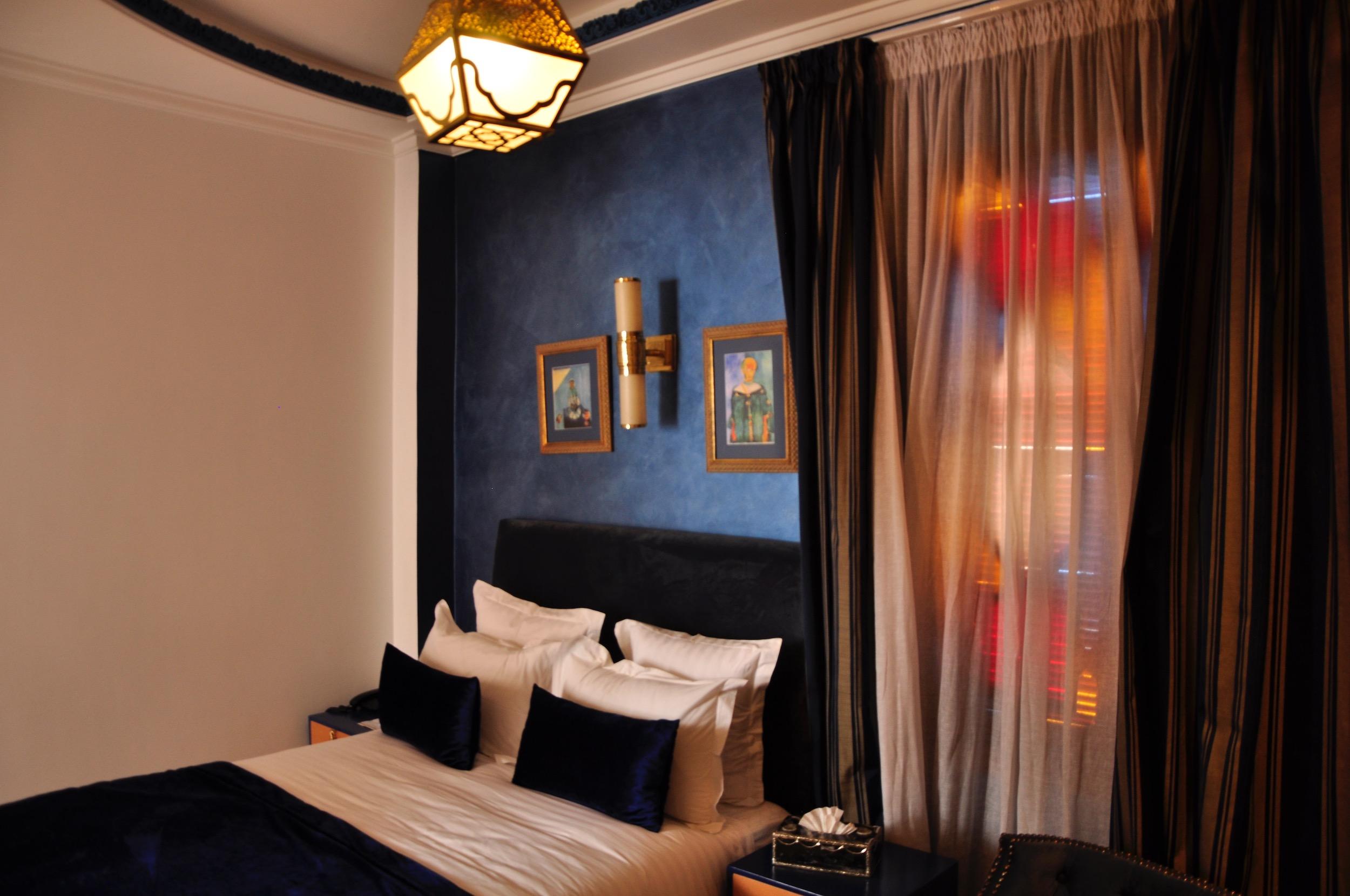 Palais Zahia Hotel, Tangier