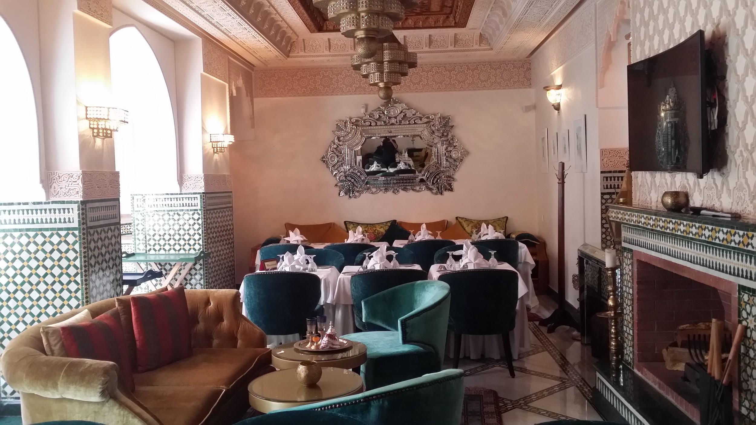 Palais Zahia Hotel Tangier