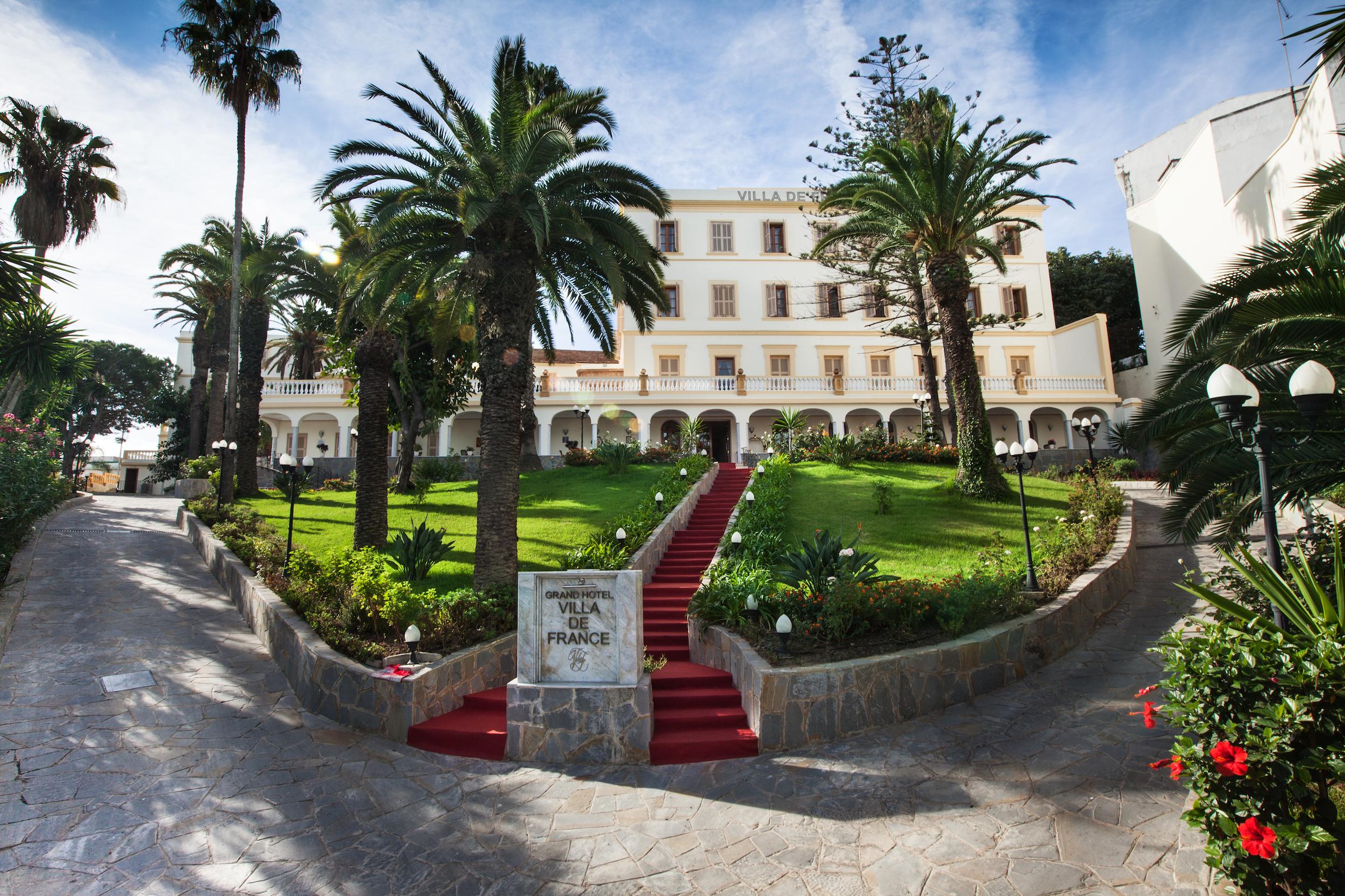 Grand Hotel Villa de France Tangier