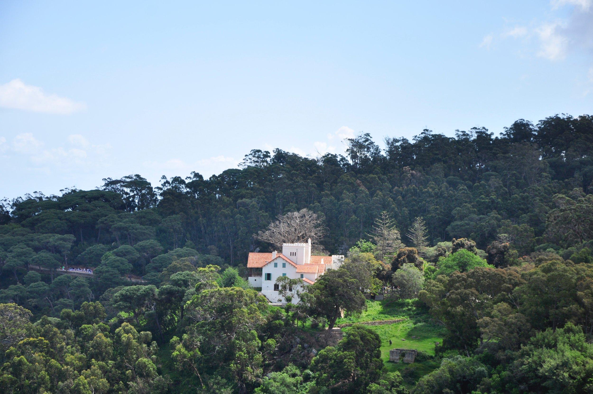 Nightingale House, Tangier