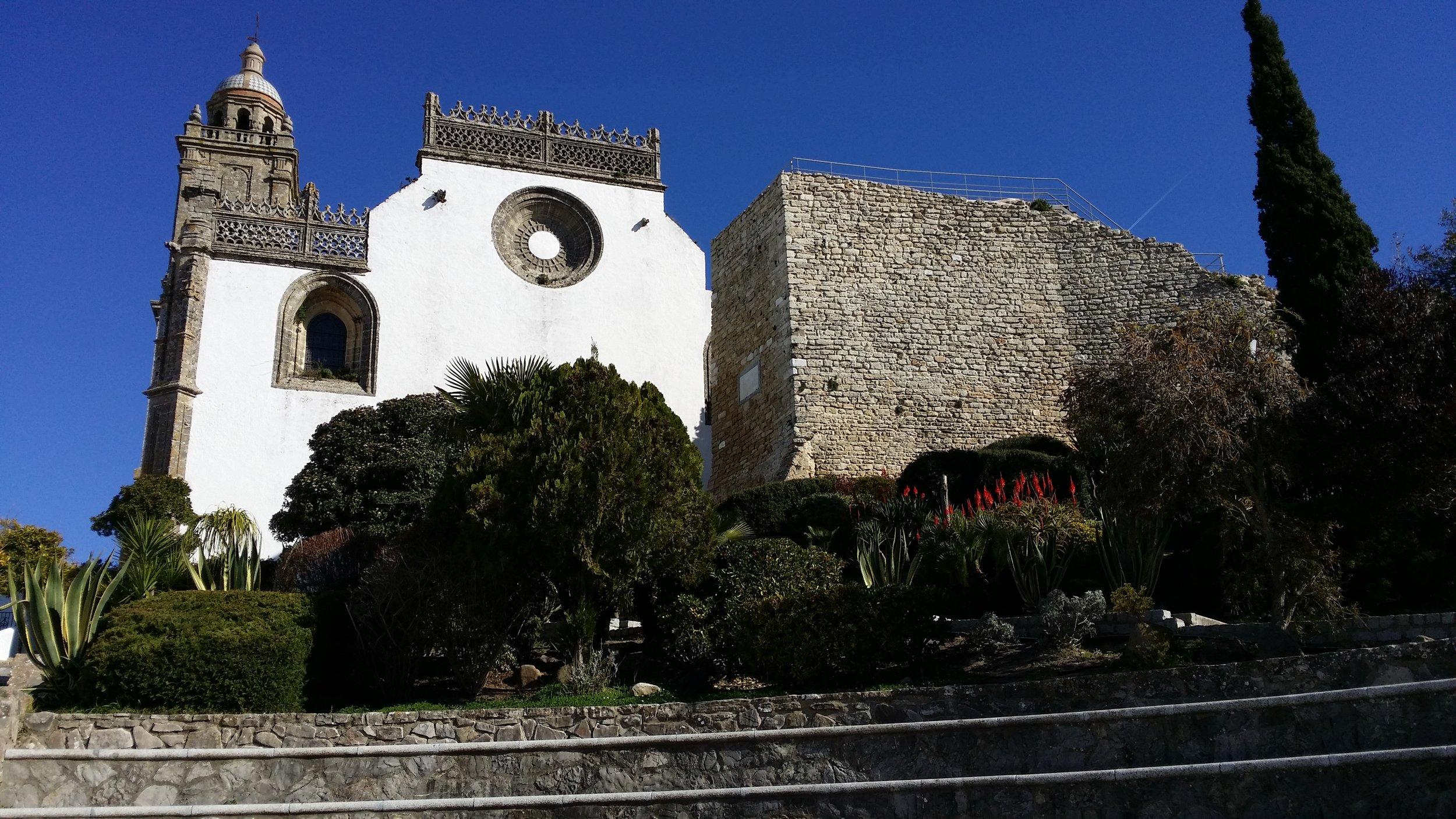 Medina Sidonia church