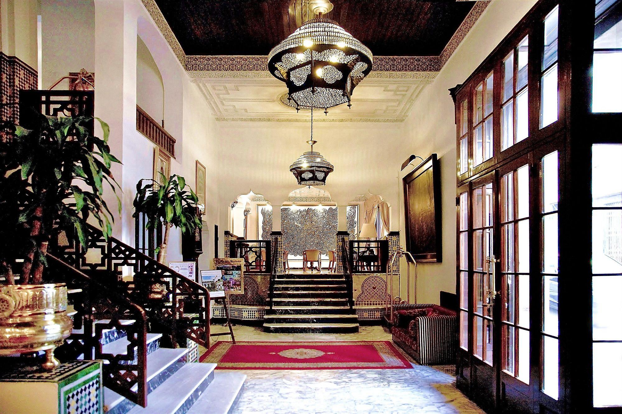 El Minzah Hotel Tangier
