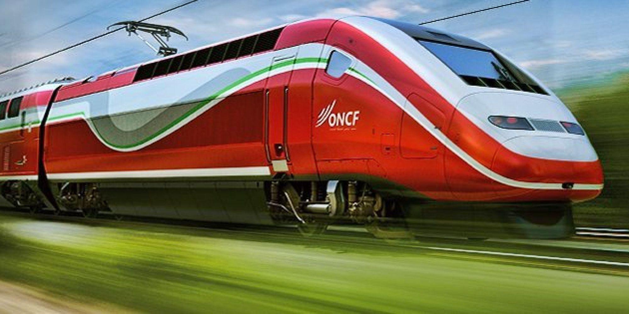 Fastest train in Africa