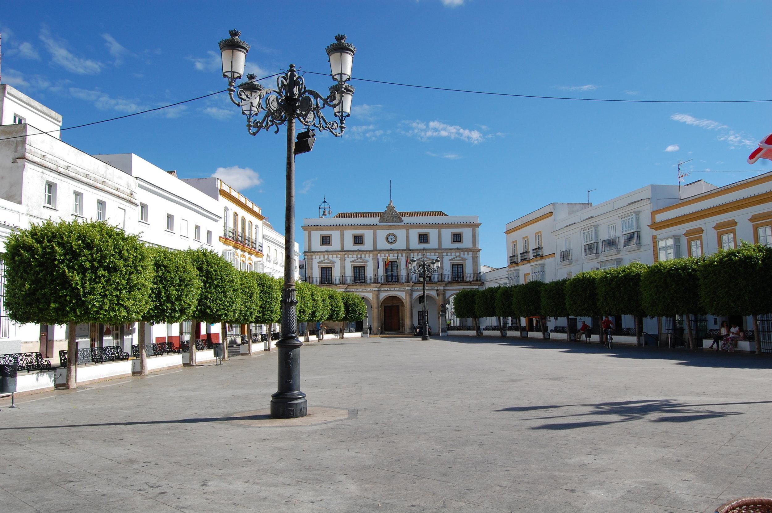 Medina Sidonia square