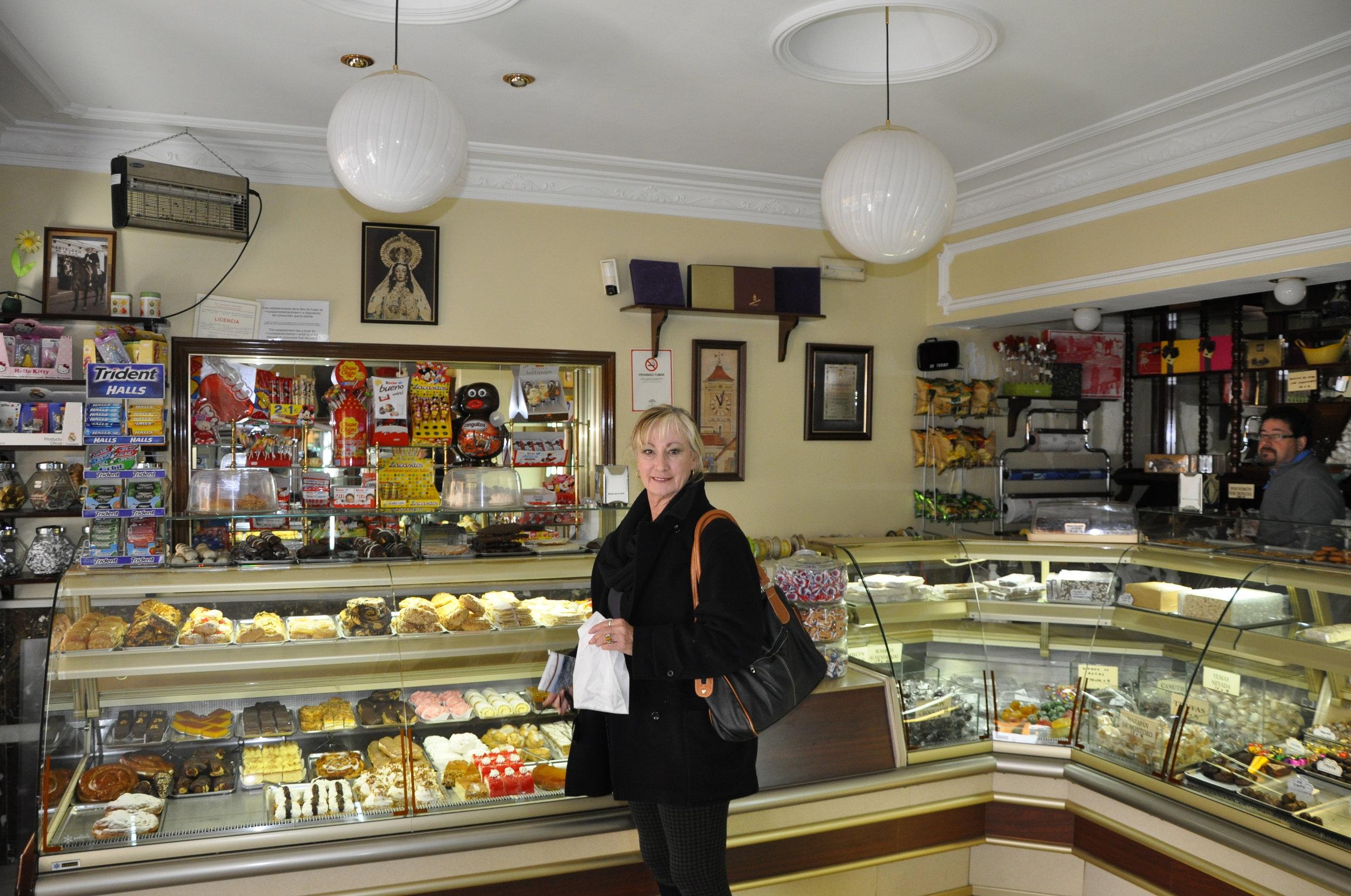 Medina Sidonia bakery