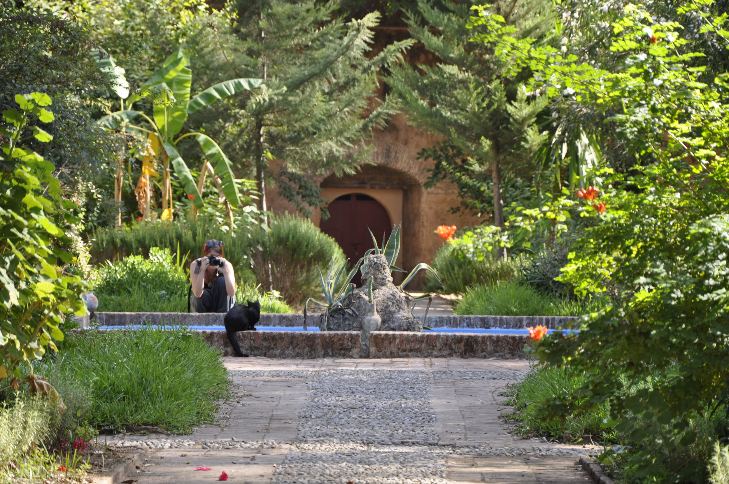 + the green kasbah gardens =