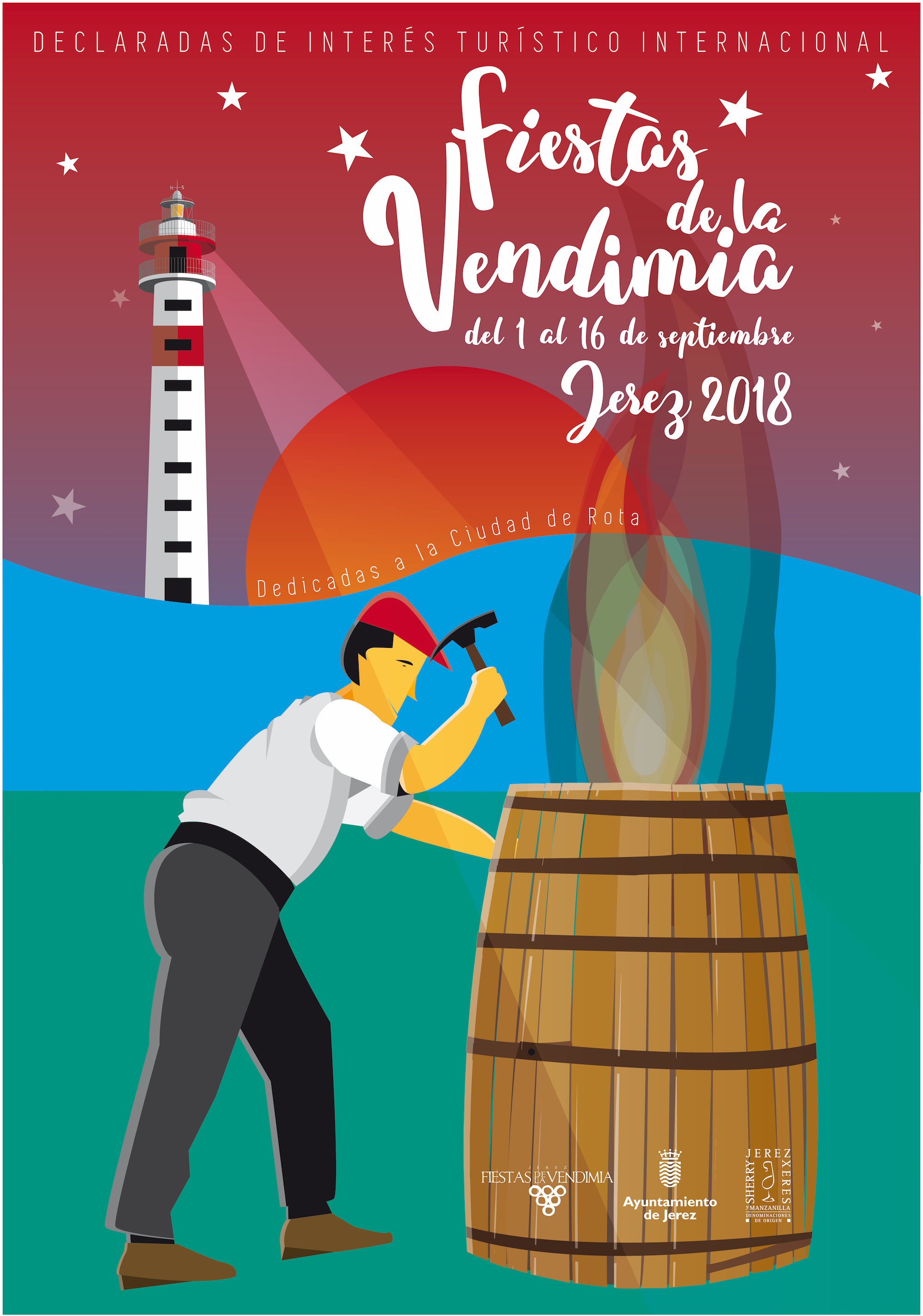 Sherry from the Wood - 2018 is themed on the artisan sherry barrel makers of Jerez