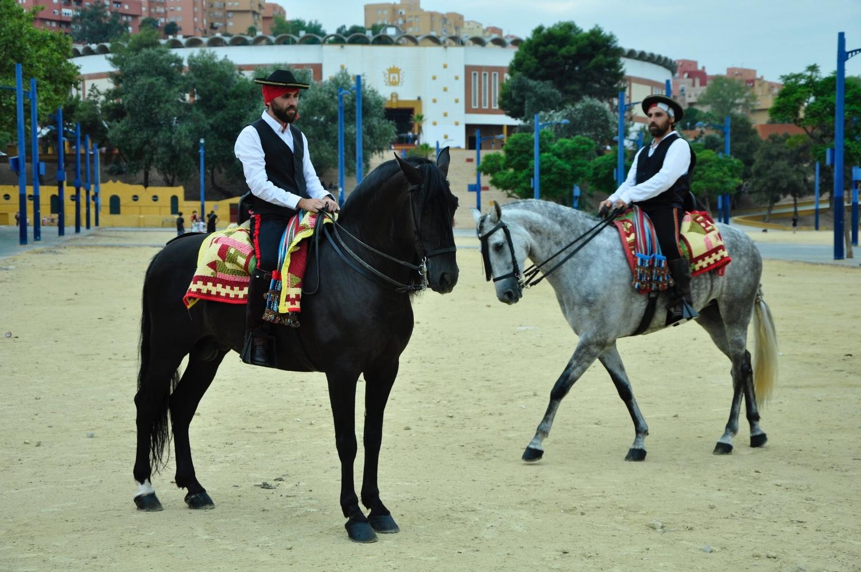 Bandits on horseback