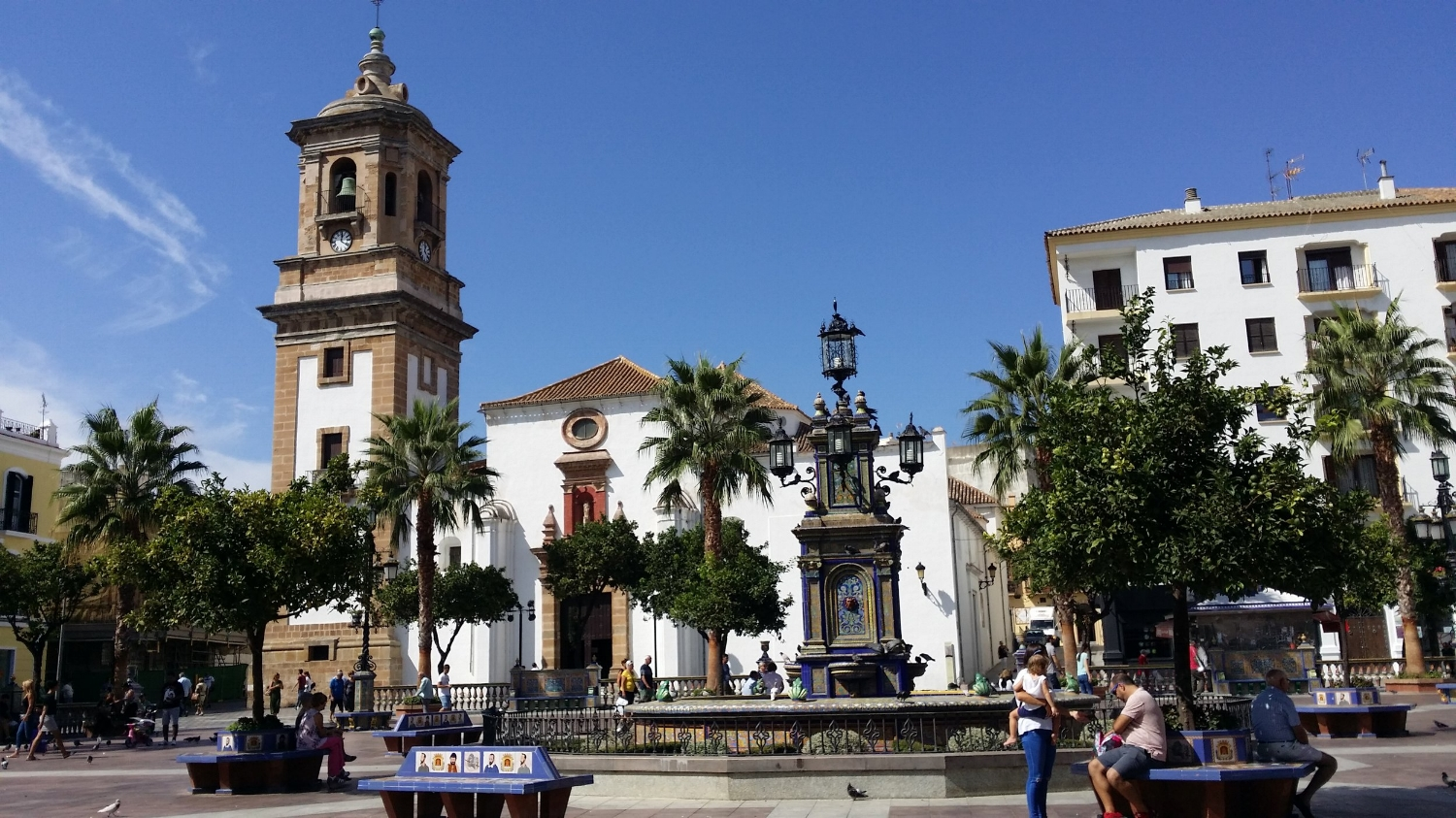 Pretty Plaza Alta is a hub for shopping and dining