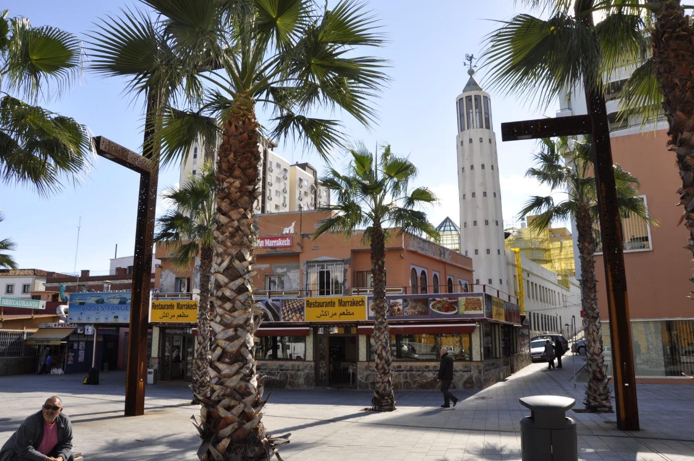 The Moroccan Quarter