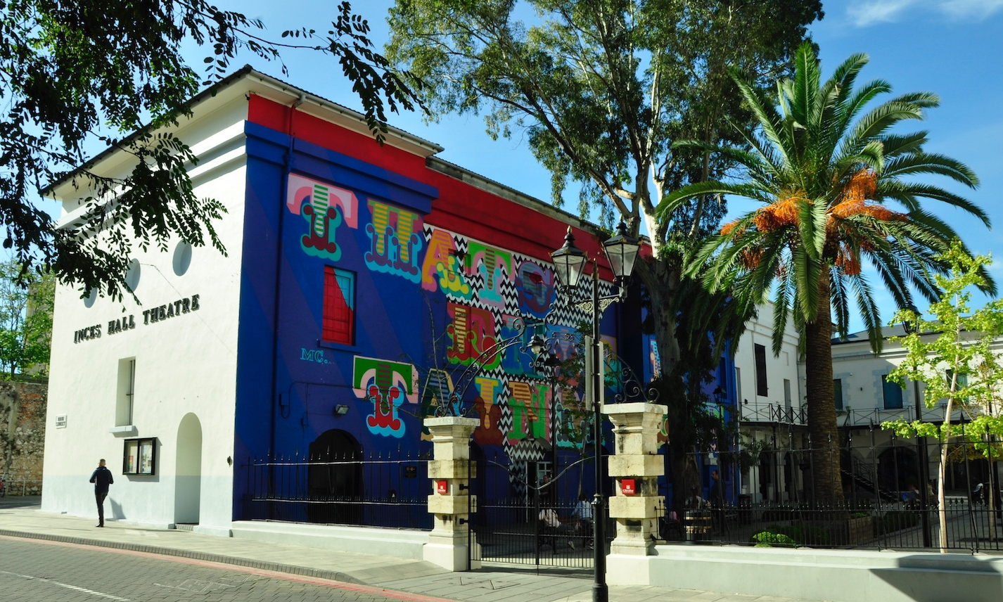 Street Art - You'll find it all over town but when you spot this striking mural you've reached the end of Main Street.