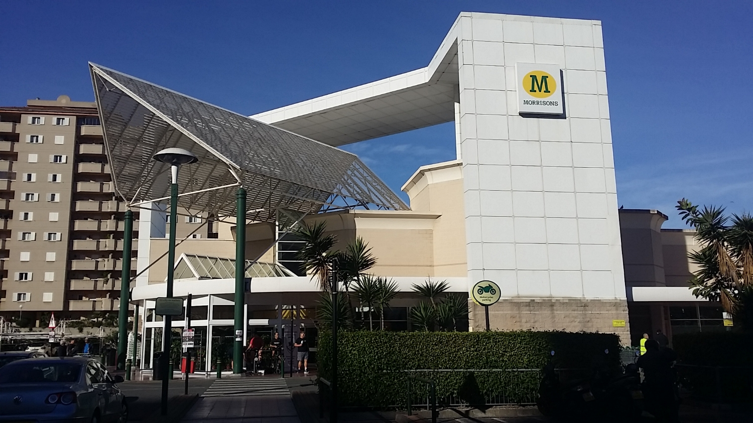 Morrisons is Marmite and much more