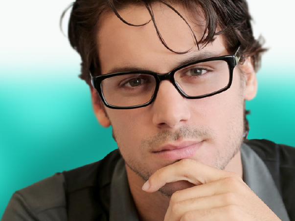 half price on any second pair of glasses. -