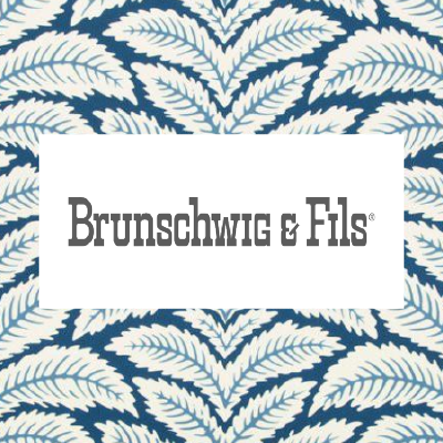 Brunschwig & Fils Fabric at Porter Design Company