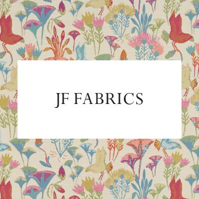 JF Fabrics at Porter Design Company