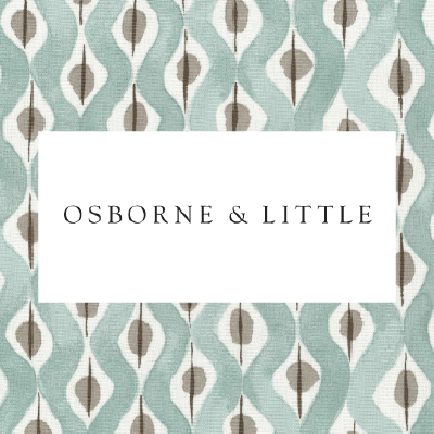 Osborne & Little Fabrics at Porter Design Company