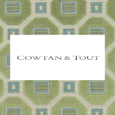 Cowtan and Tout Fabric at Porter Design Company