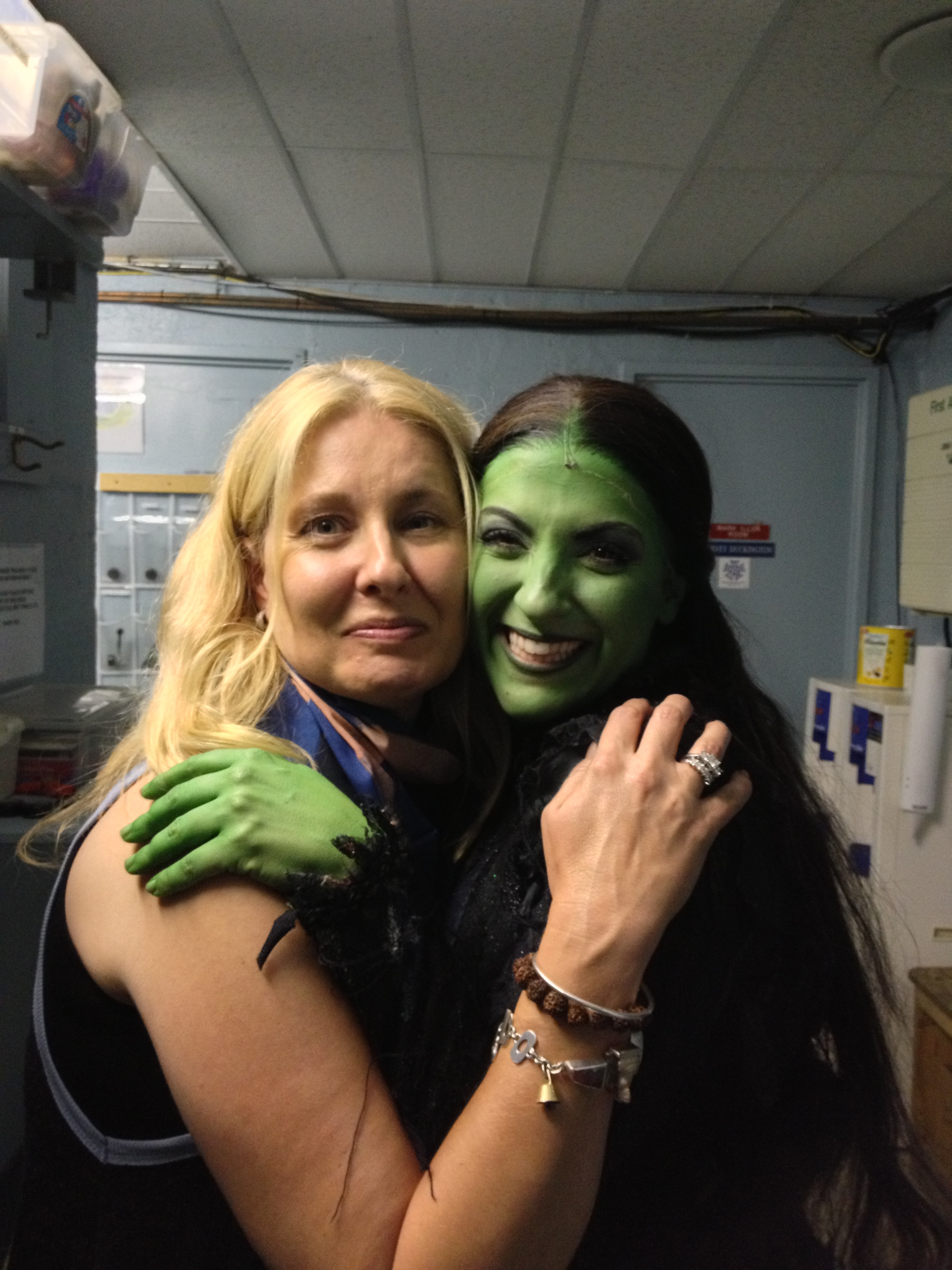 My hero Elphaba