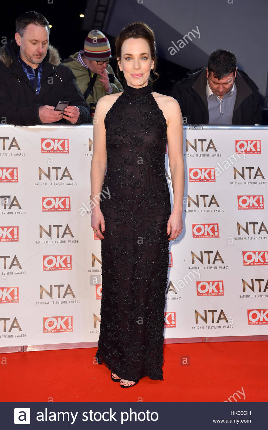 Laura Main in bespoke ATC dress  Source: Alamy Stock Photo