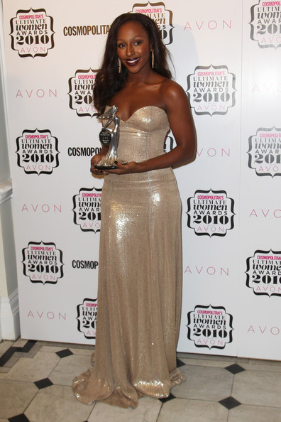 Alexandra Burke for Cosmopolitan Ultimate Women Awards 2010
