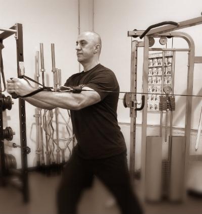 Alan Dunne Personal Training swords