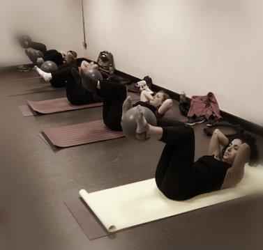 Fitness classes n Swords