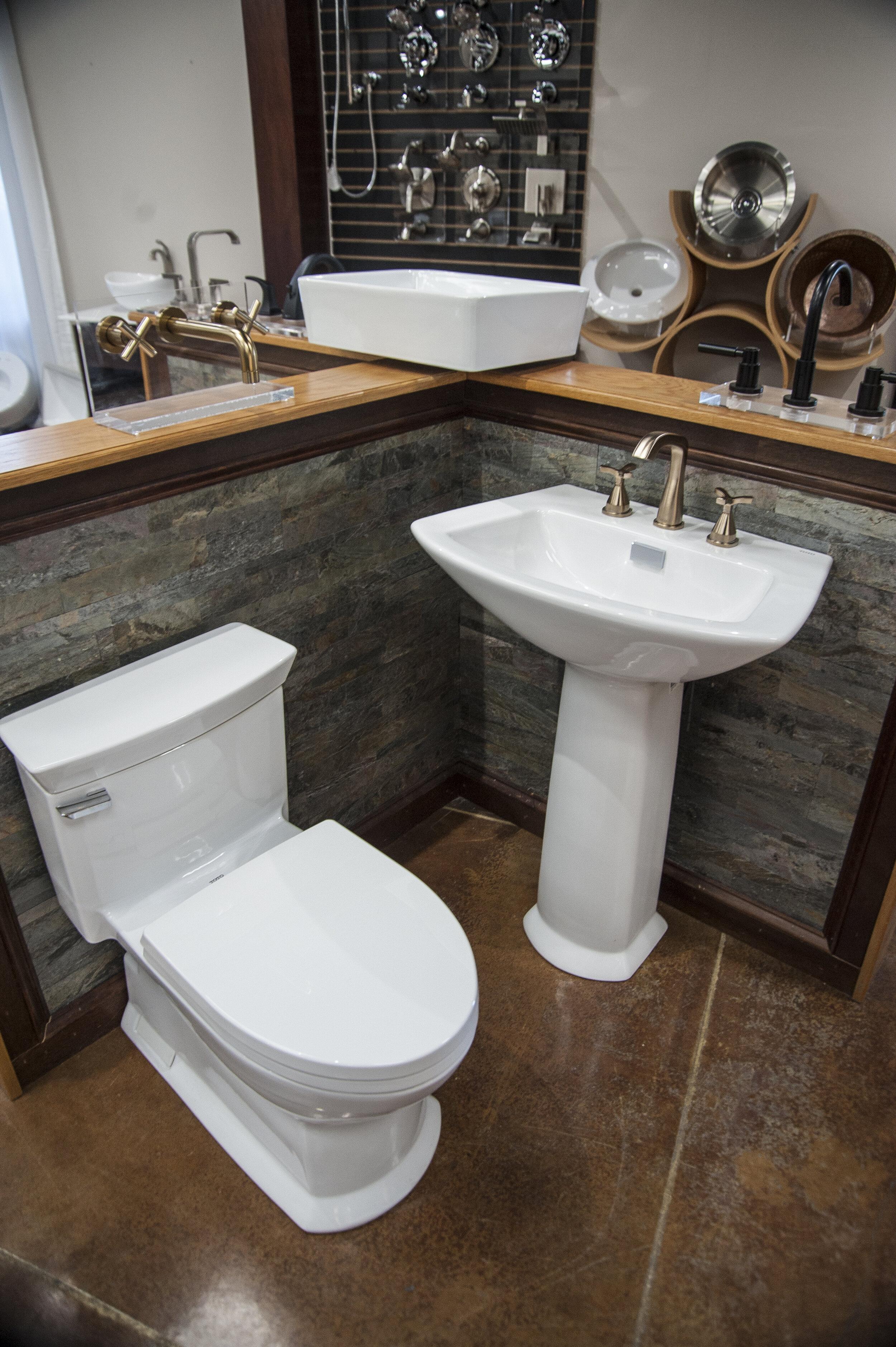 Toilets, Bidets & Washlets in Birmingham, AL — GLS Supply