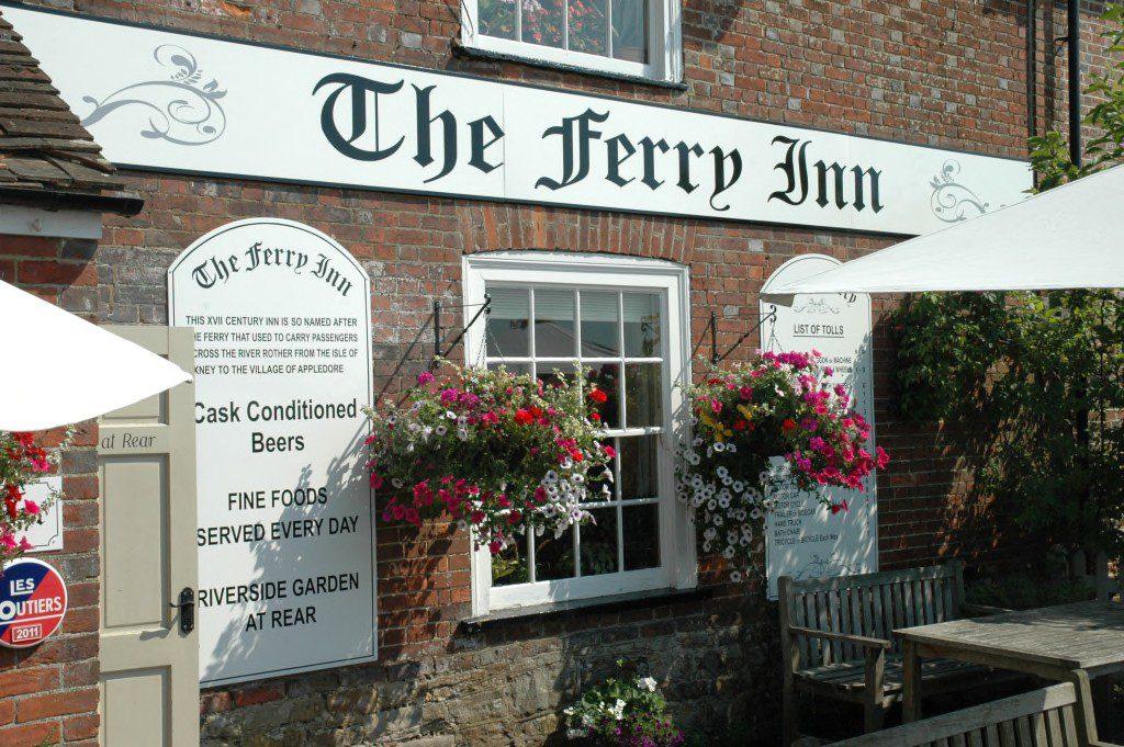 The Ferry Inn, Stone-in-Oxney