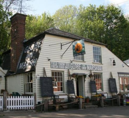 The Globe Inn Marsh, Rye