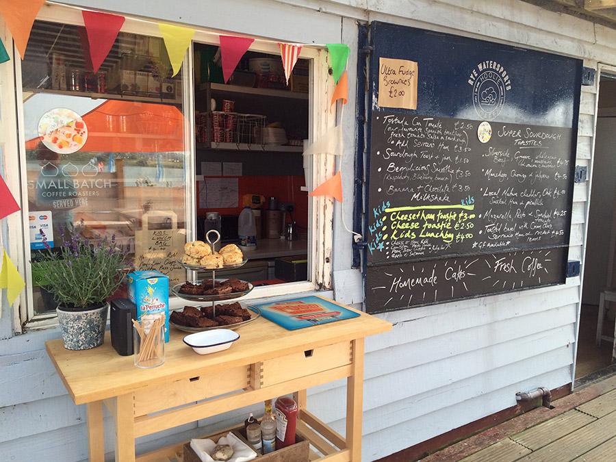 Hoolie Cafe, Rye Watersports