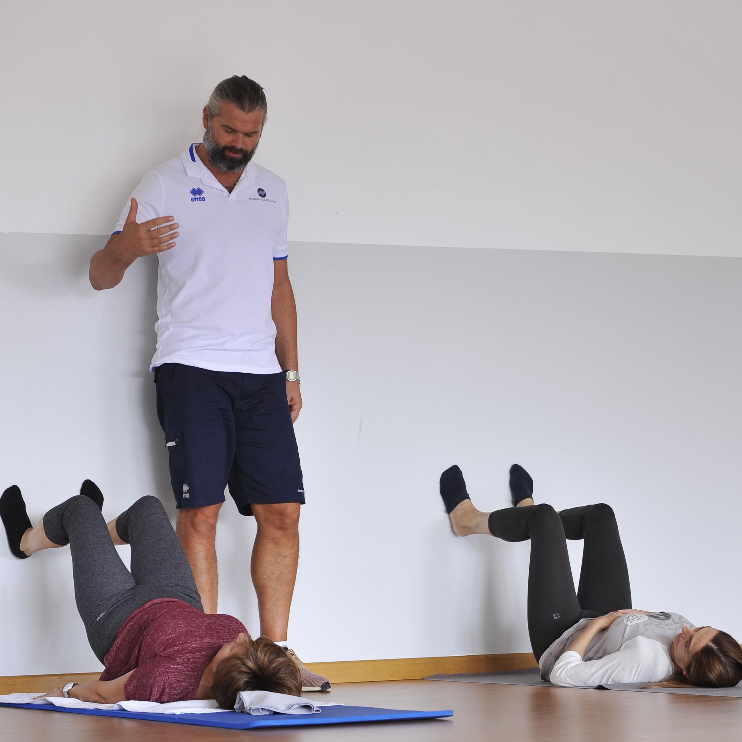 Armonia - Le disarmonie del corpo sono segnali che indicano momenti di vita quotidiana in resistenza.Armonia significa ridonare spazio al movimento e non solo.