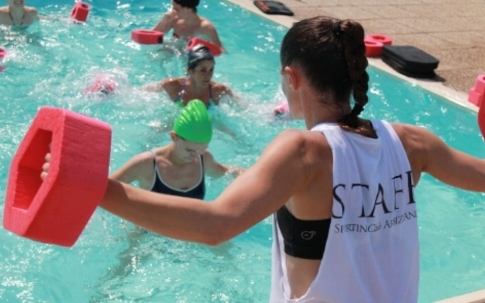 WATER FITNESS -