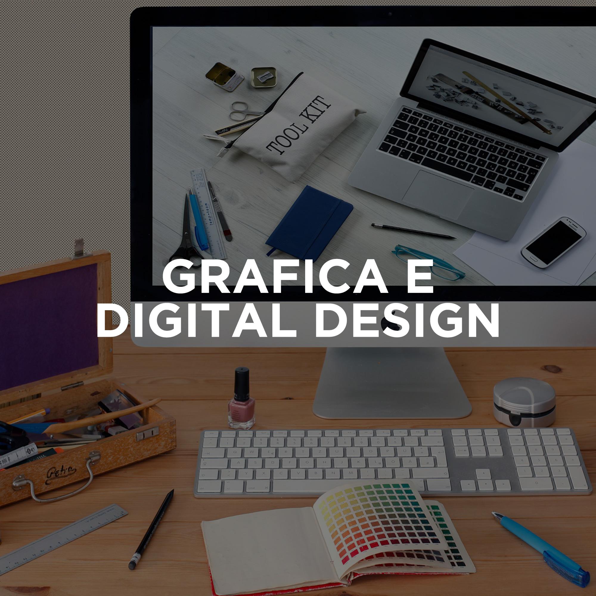 Grafica e digital design