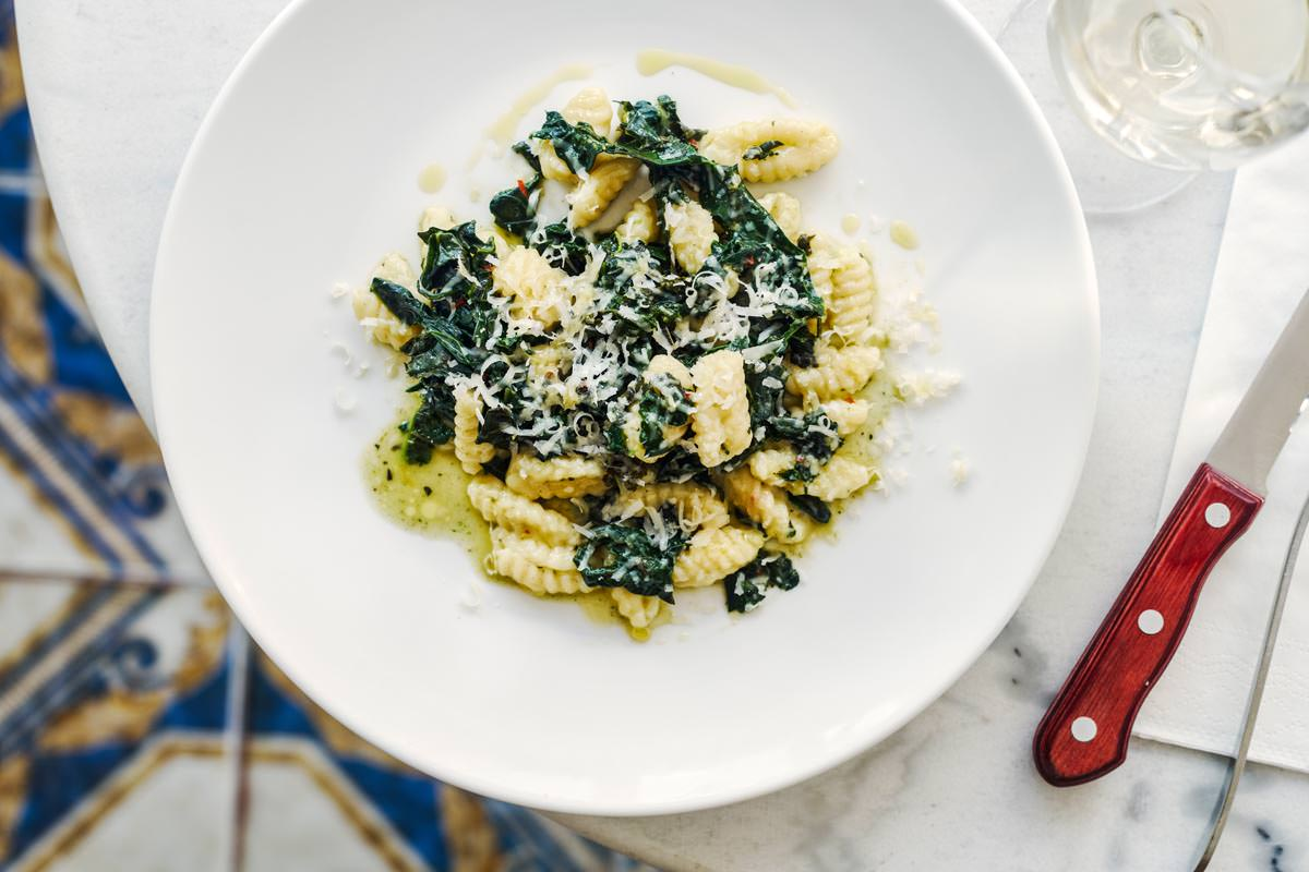 HH Stockwell Continental Hand Made Pasta with Cavalo Nero 001.jpg