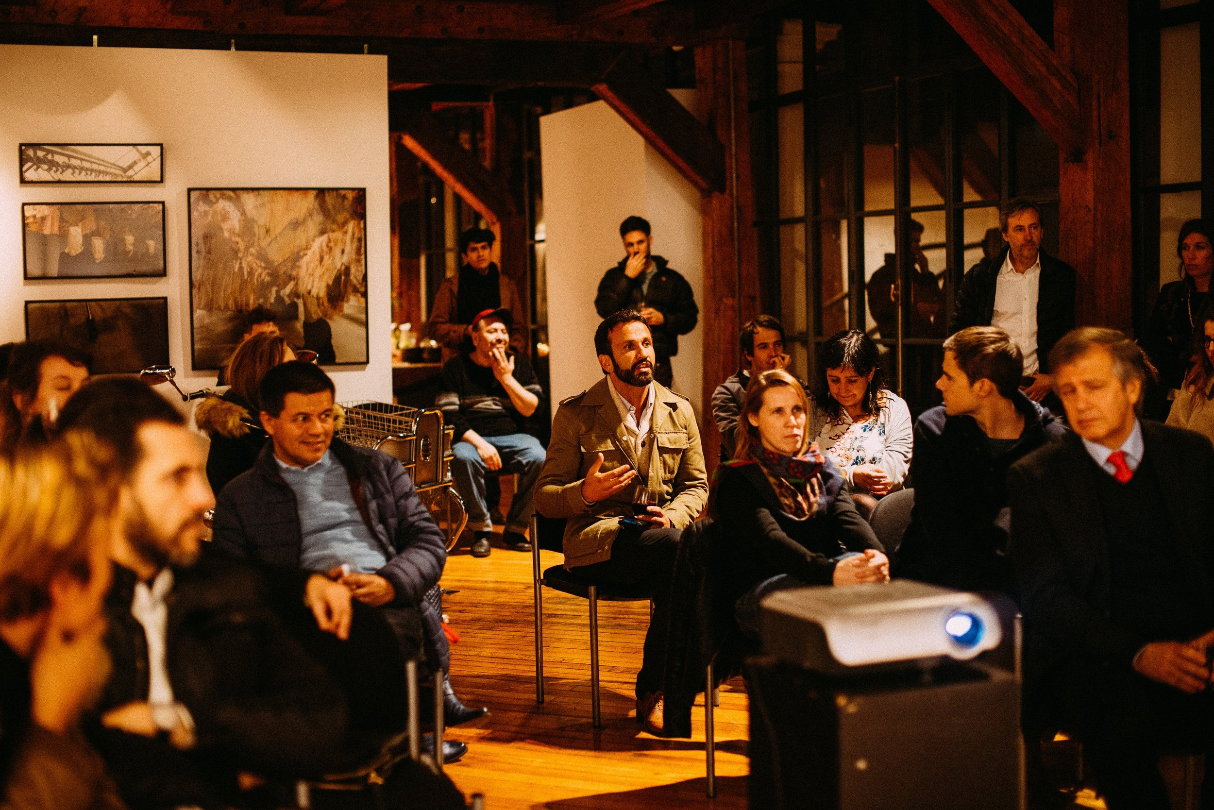 Presentations & Interviews - ariety of topics.