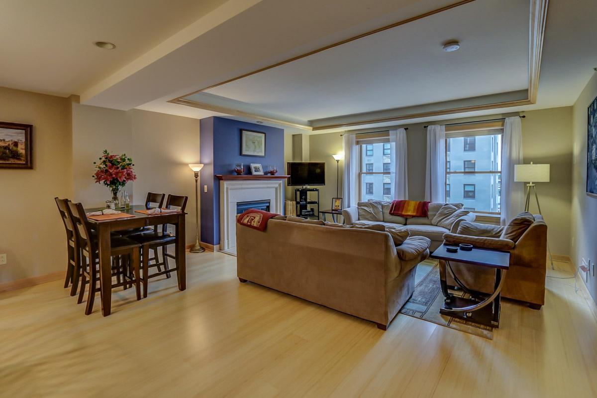 123 W. Washington Ave, Unit 506 Madison, WI 53703 - Dining:living.jpg