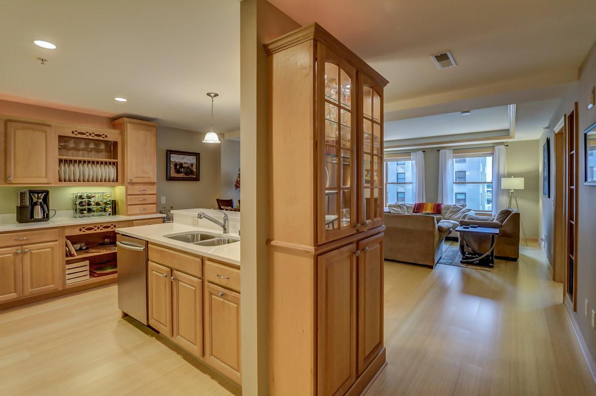 123 W. Washington Ave, Unit 506 Madison, WI 53703 - Kitchen:living.jpg