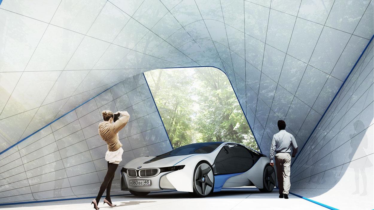 BMW Transportable