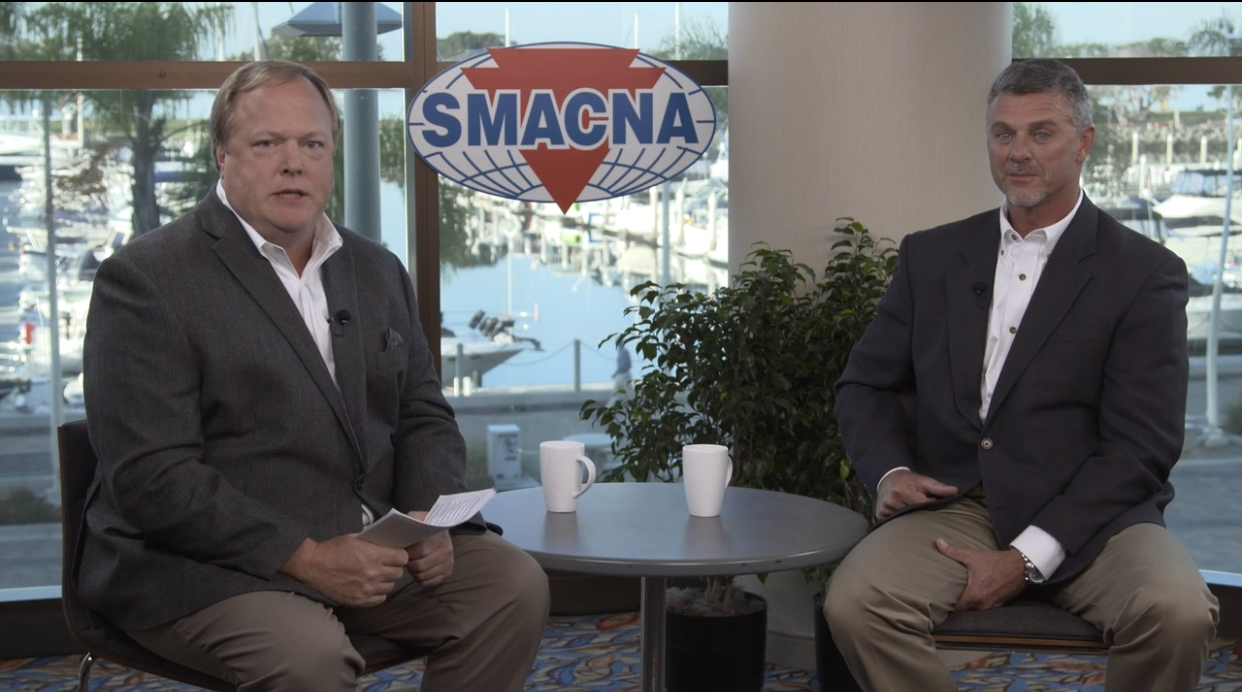 Tony Kocurek, SMACNA Vice President, Discusses Current Business Trends