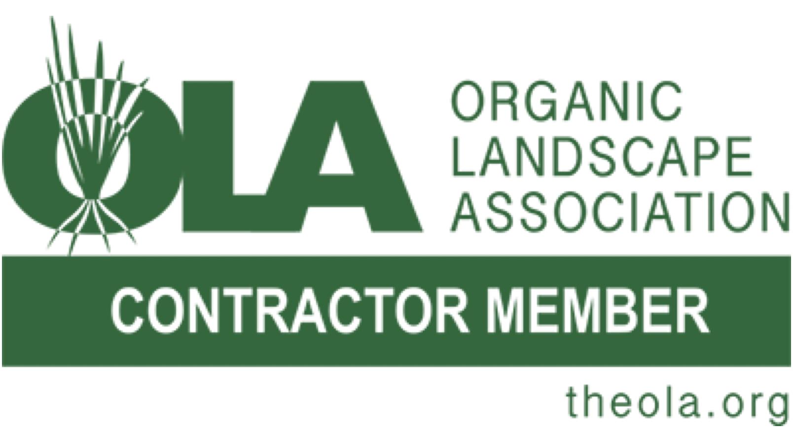 Organic Landscape Association Member