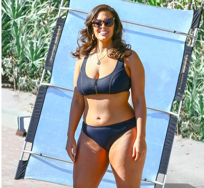 Ashley Graham Unveils Swimsuits For All Campaign  - Ashley Graham is an advocate for body-positivity. Graham promoted body positivity in her recent campaign for size-inclusive swimwear label, Swimsuits For All. During the photoshoot, she noticed paparazzi taking pictures. She decided to use those unretouched photos for her campaign, to remind women that they are