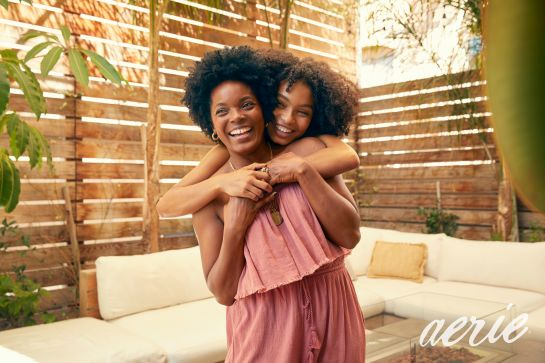 Aerie Real Role Models get REAL About Their Moms - In a special Mother's Day themed interview with #AerieREAL Role Models: Yara Shahidi, Iskra Lawrence, and Aly Raisman, these inspiring women discuss important life lessons they learned from their mothers, what it means to be #AerieREAL, and more.